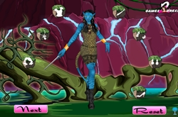 Avatar dress-up� 2