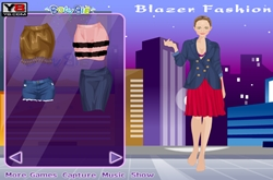 Blazer Fashion