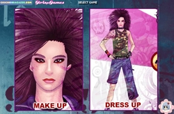 Tokio Hotel dress-up